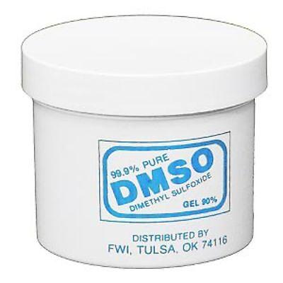 DMSO Gel 99.9%, 4.25 oz
