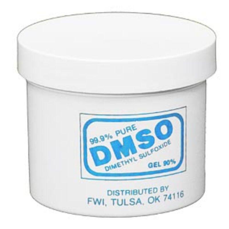 DMSO Gel 99% Pure, 4 oz