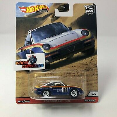Porsche 959 1986 * 2020 Hot Wheels WILD TERRAIN Car Culture Case Q * IN STOCK