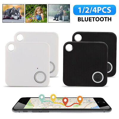 1/2/4Pcs Bluetooth Wireless Anti Lost Tracker Alarm Key Chil