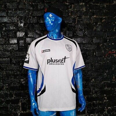 Sheffield Wednesday Jersey Away shirt 2008-2009 White Lotto Trikot Mens Size XL image