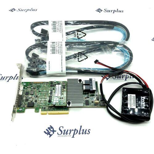 LSI 12GB 8-Port MegaRaid SAS 9361-8i RAID Controller Battery w/CacheVault Module