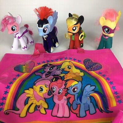 Superhero My Little Pony (My Little Pony Super Hero Power Ponies Target  Figure 6