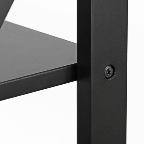2 Pack End Table Sofa Side End Storage Shelf Night Stand Furniture X-Design Furniture