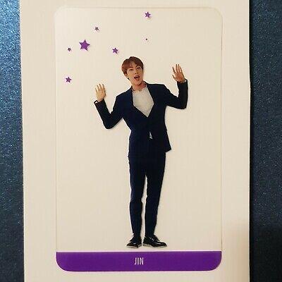 Jin - Official Photocard BTS 2017 Festa Mood Light Photocard