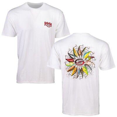 Strike King 6XD Pinwheel T-Shirt - Strike King Apparel, Branded Bass Fishing Tee