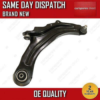 RENAULT MEGANE MK2 2002-2010 FRONT LOWER SUSPENSION WISHBONE ARM RIGHT DRIVERS