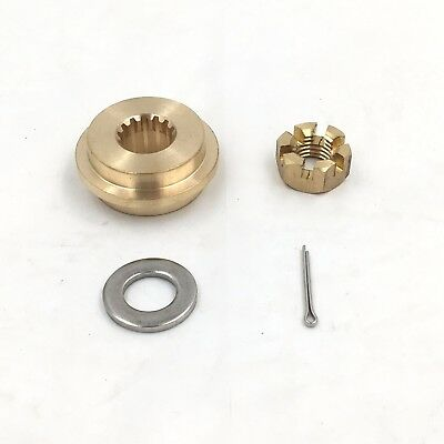 Propeller Hardware Kits Thrust Washer/Spacer/Nut for Tohatsu 9.9-20HP