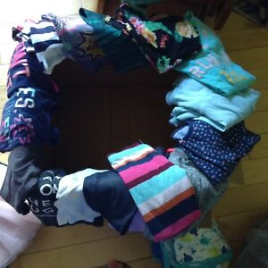 ALL GIRLS CLOTHES LOT *6 MONTH TO 6X-7*