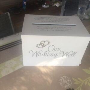 Wedding wishing well. Alexandra Hills Redland Area Preview