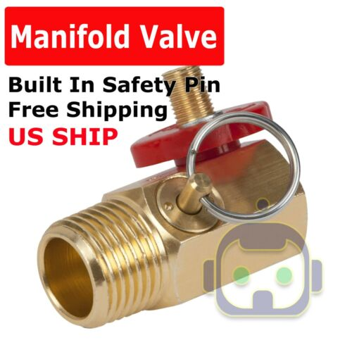 New Carry Tank Manifold air comrpessor portable air tanks with safety valve