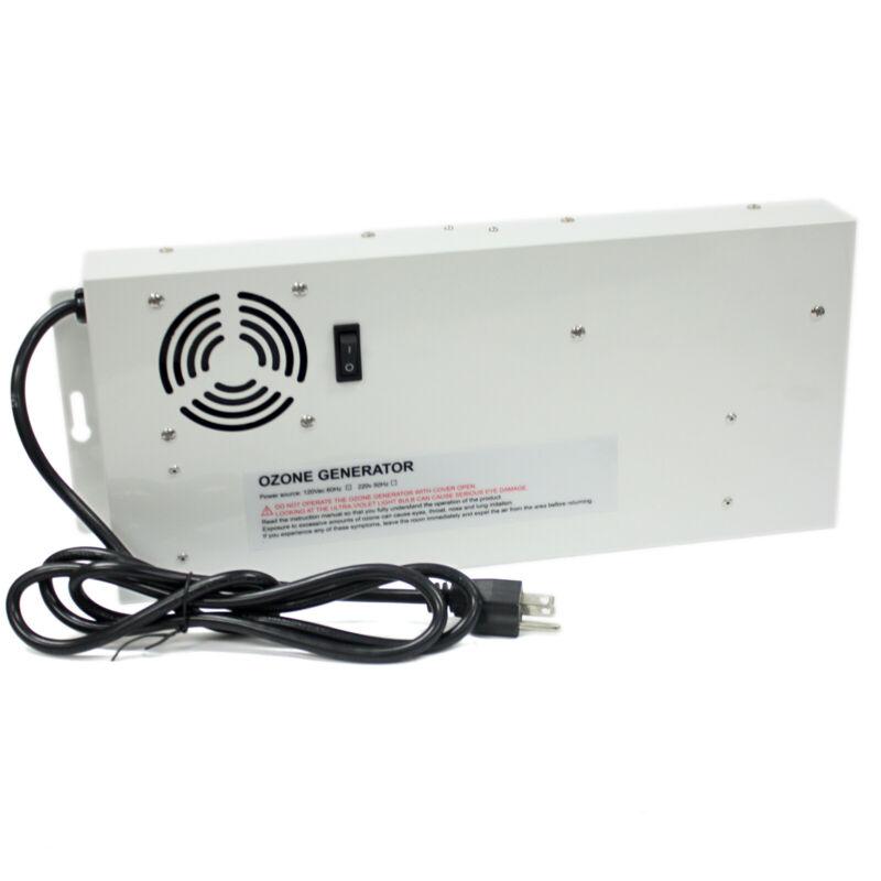 Air Ozone Generator Deodorizer Sterilizer Grow Room Mold Odor Air Borne Control