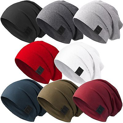 MSTRDS JERSEY BEANIE  Master Dis Long Slouch Mütze Unisex Ski Cap Youth S/M L/XL