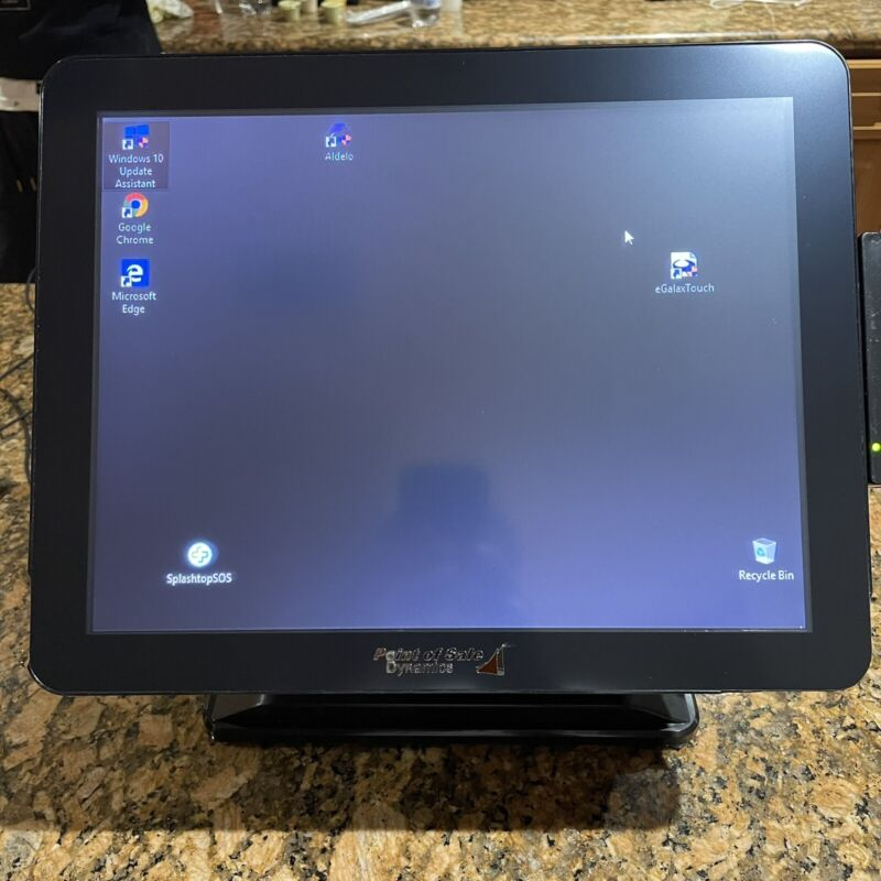 Touch Dynamic All In One Pos System Read Description