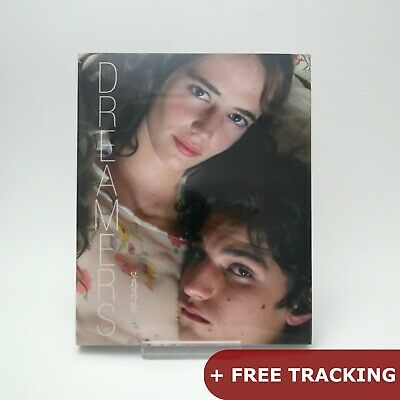 The Dreamers . Blu-ray Uncut Edition