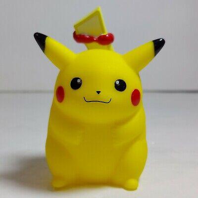 "2020 Pokemon 3"" Gigantamax Pikachu Finger Puppet Figure Bandai"