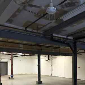 Industrial/Commercial for shop or storage space