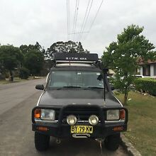 Swap Land Rover discovery need dual cab ute Beresfield Newcastle Area Preview