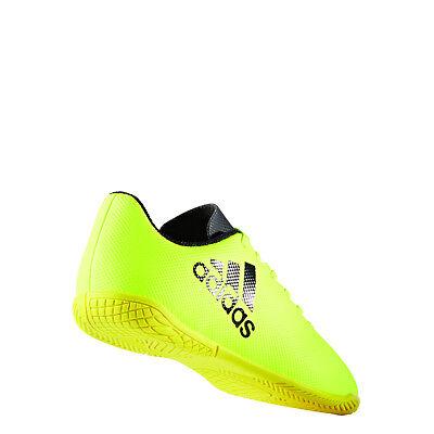 Adidas X 17.4 IN / Kinder Fußballschuhe / Indoorschuhe / Hallenschuhe / S82410 ()