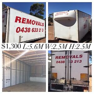Various Truck Bodies (prices in pics) -PRICED FOR QUICK SALE!! Bendigo Bendigo City Preview