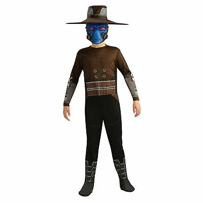 Rubie's Star Wars Clone Wars Child's Cad Bane Costume and Mask, Large 12-14 NEW - Bane Baby Costume