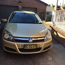 2005 Holden Astra Wagon Haberfield Ashfield Area Preview
