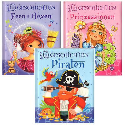 Nacht Geschichten Piraten Feen Hexen Prinzessinnen Kinder (Piraten Geschichte)