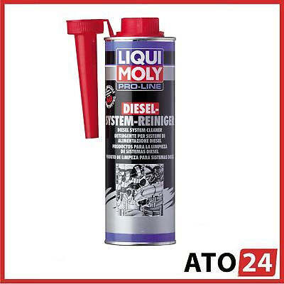 Liqui Moly Pro-Line Diesel System Reiniger 0,5 L