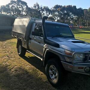 Toyota Landcruiser Custom made lockable Canopy Beaumaris Bayside Area Preview
