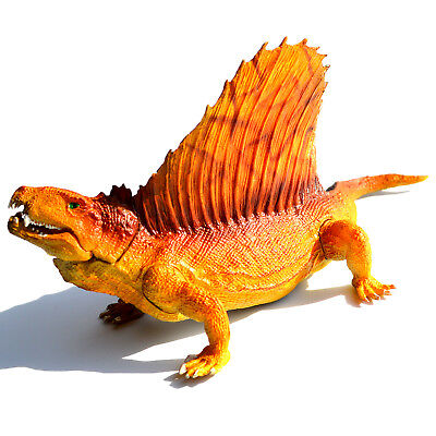 New Realistic Dimetrodon Dinosaur Toy Action Figure Model Birthday Gift for Kids - Realistic Dinosaur