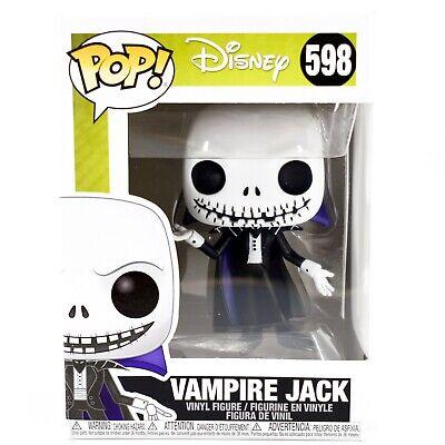 Funko Pop! Disney The Nightmare Before Christmas Vampire Jack #598 Vinyl Figure