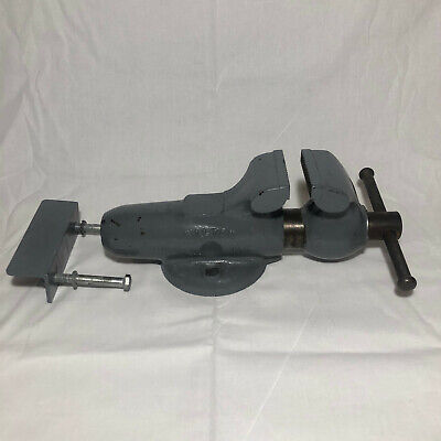 Wilton Bullet Machinist Bench Vise 3 12 Jaws 101020 Made Usa No Swivel Base