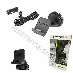 tomtom click go mount charger go 500 510 600 5000 6000 6100 ebay. Black Bedroom Furniture Sets. Home Design Ideas