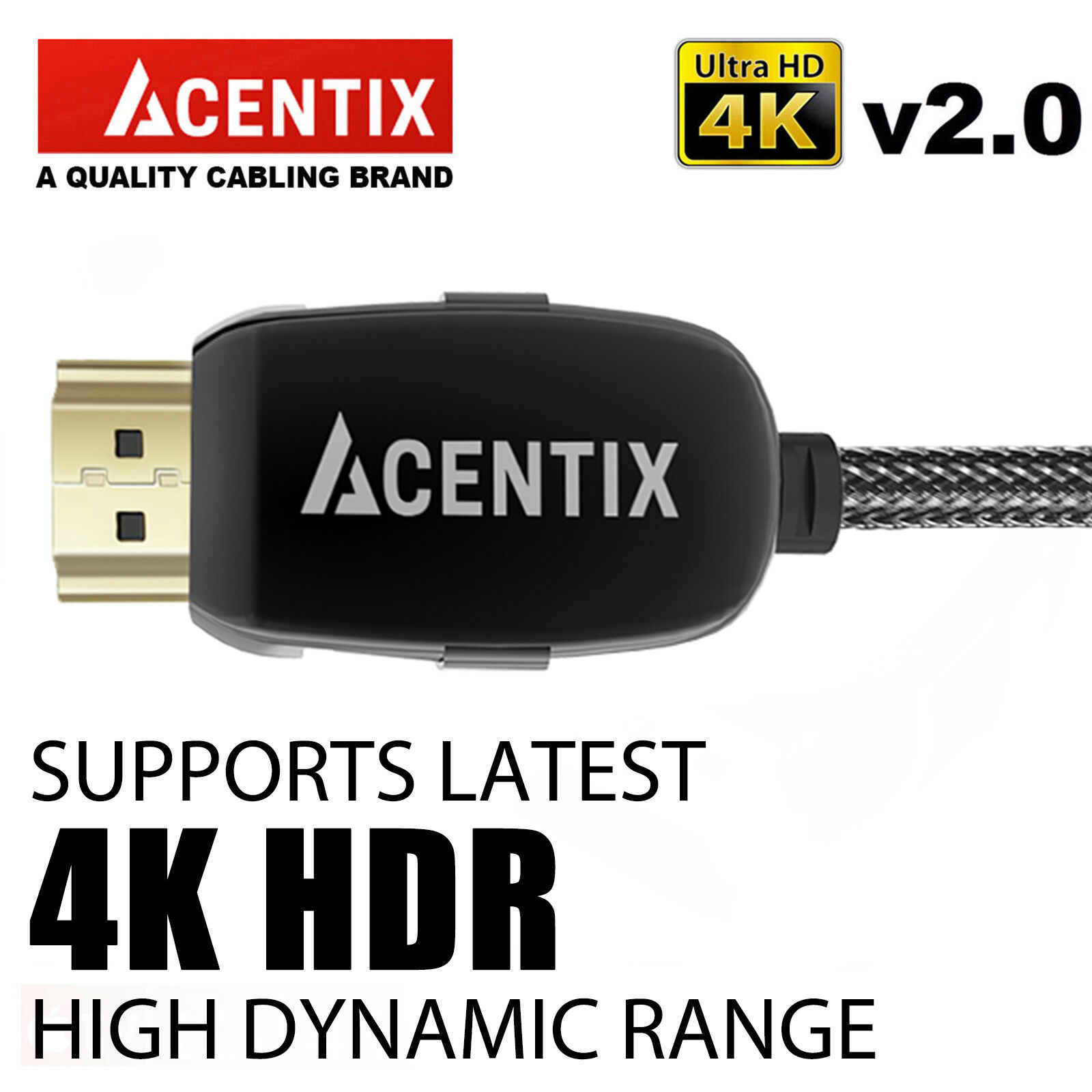 highspeed ultra hd hdmi cable 4k 60hz