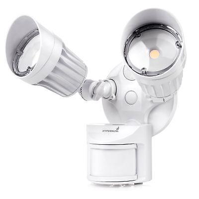 Hyperikon LED Outdoor Flood Light with Motion Sensor, 20W, 2