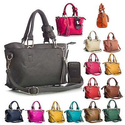 rere Taschen Leder Mode Boutique Handtasche - Süß & Trendy (Kleine Boutiquen)
