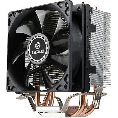 DISSIPATORE VENTOLA CPU PROCESSORE INTEL SOCKET LGA 11151 1150 AMD AM3 AM4 ENERM