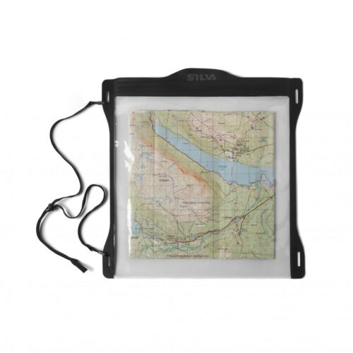 SILVA MAP CASE M30 - D of E Recommended Kit - Waterproof with Scale Lanyard