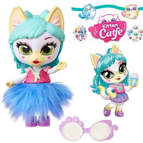 Jakks Series 1 MIMI MEOW Kitten Catfe Doll Mystery Purrista Girls Blind Bag