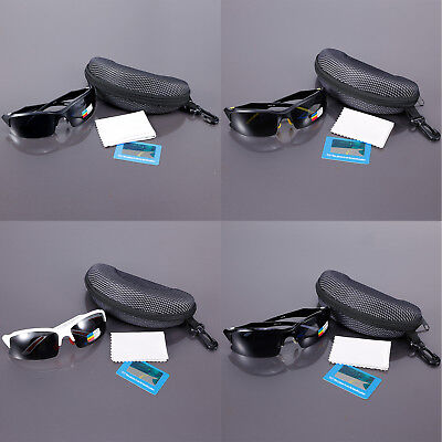 Fahrradbrille Sport Sonnenbrille Polarisierte Angeln Radsports Baseball Laufen