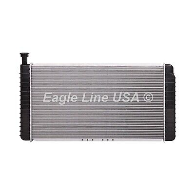 Radiator Fit 96-02 Savana Express 1500 2500 3500 V6 4.3L V8 5.0L 5.7L W/O EOC