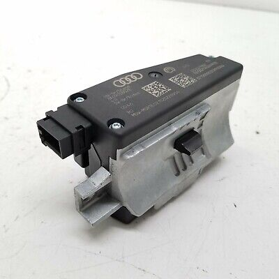 2012-2017 AUDI A4 A5 RS5 S4 S5 STEERING COLUMN IGNITION LOCK CONTROL MODULE OEM