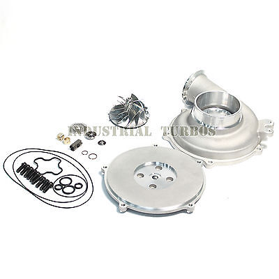 GTP38 Upgrade Kit ALL in One repair Kit 6688 Billet WheelHousingBacking Plate