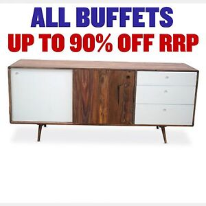FACTORY SECOND BUFFETS - up to 90% OFF RRP Leumeah Campbelltown Area Preview
