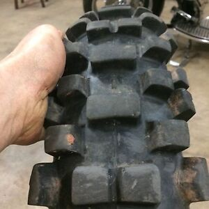 Cr 250 Front and rear tires!