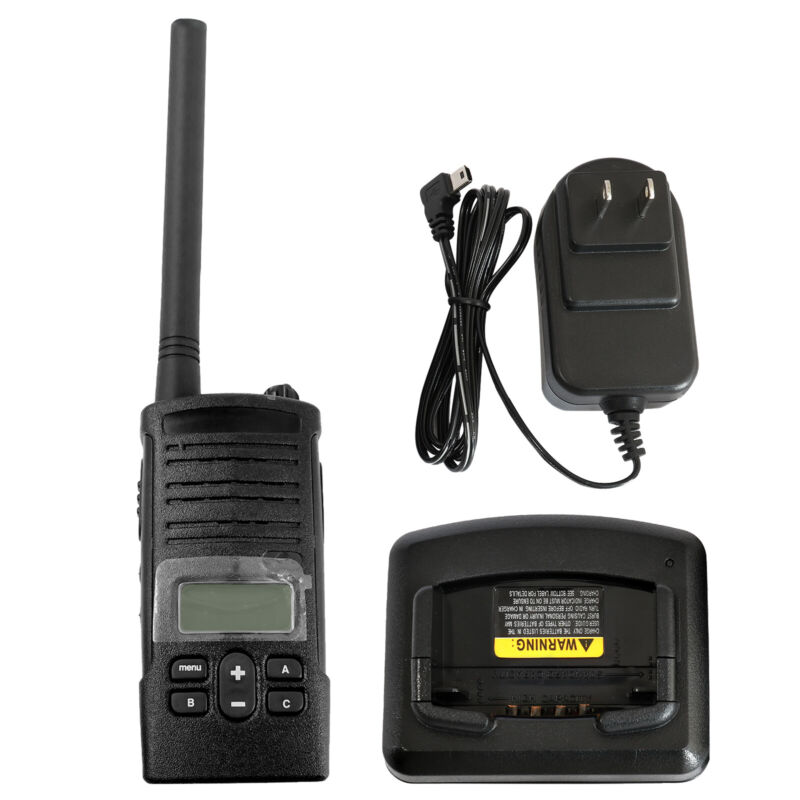 VBLL-For Motorola CP110m VHF MURS Two-way radio Compatible with Walmart RDM2070d