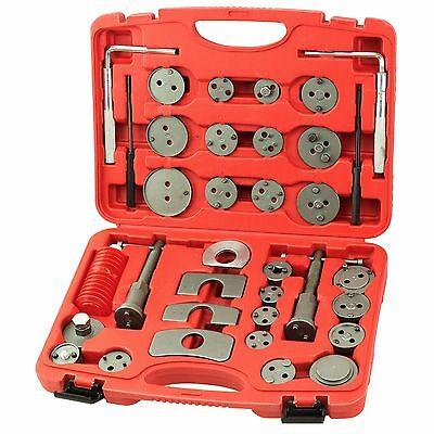 Bremskolbenrücksteller Bremsenkolben Rücksteller Werkzeug Satz Set 36-tlg FT422
