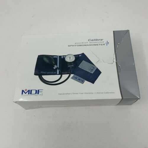 Calibra® Aneroid Premium Professional Sphygmomanometer Bloo