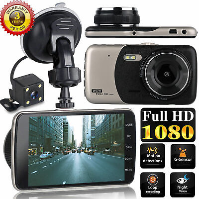 Cobra Electronics Cdr 840 Full Hd Dash Cam With Gps & G-sensor Car Video