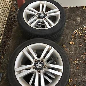 Holden Commodore  VE SS wheels Canley Heights Fairfield Area Preview